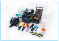 Core Aliginment Komshine FX37 fusion splicer kit as Orientek T45 fiber Fusion Splicer with fiber ftth cleaver