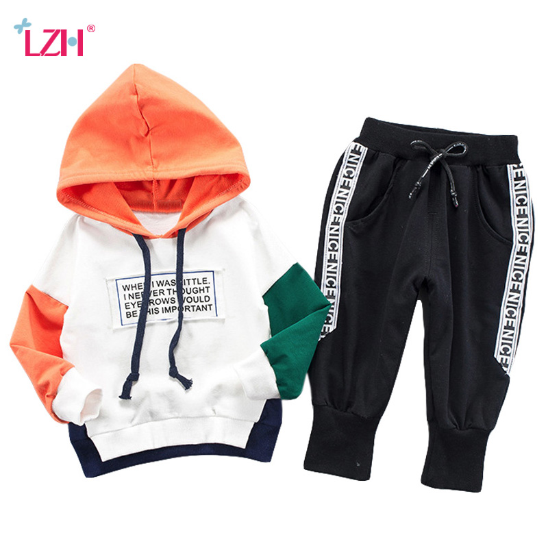 Children Clothing 2019 Spring Winter Girls Clothes 2pcs Outfit Kids Boys Clothes Set Sport Suit For Toddler Girls Clothing Sets