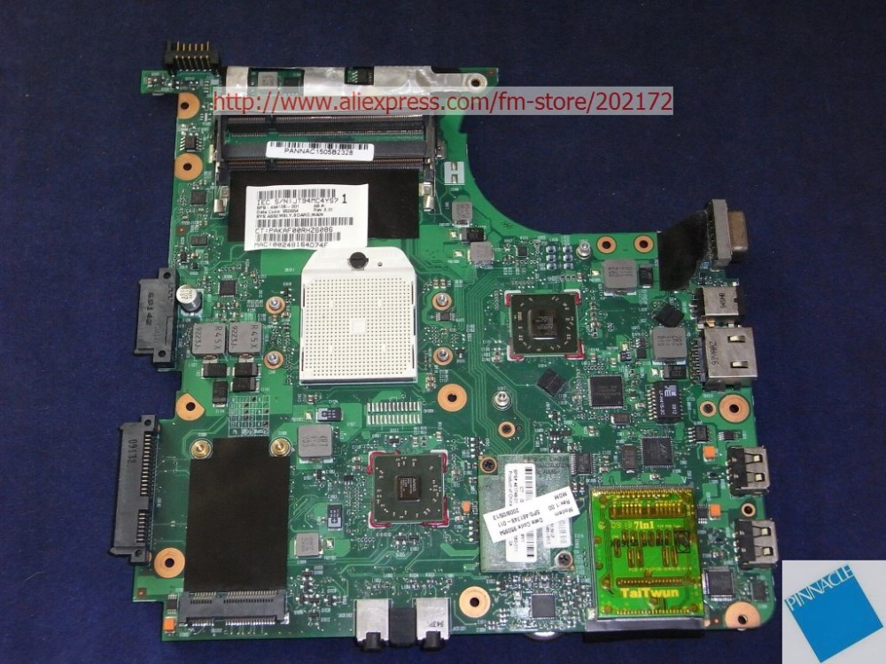 497613-001 494106-001 Motherboard for HP Compaq 6535S494106-001 6050A2235601tested good