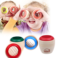 Multi Lens Wooden Magic Kaleidoscope Bee Eye Effect