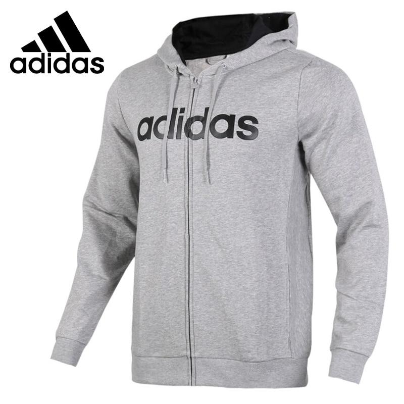 Original New Arrival 2018 Adidas NEO Label CE ZIP HOODIE Men's  jacket Hooded Sportswear original new arrival official adidas neo label men s jacket hooded sportswear
