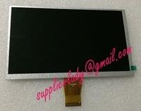 Oryginalny i nowy 50pin ekran LCD YX700B50 YX700B5 YX700B dla tablet pc darmowa wysyłka w Ekrany LCD i panele do tabletów od Komputer i biuro na