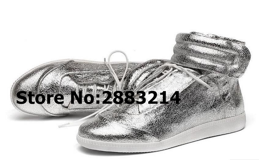 Männer Hip Hop Dance Schuhe Lace Up High Top Männlichen Casual Outdoor Schuhe Original Leder Trainer Turnschuhe Schuhe zapatos de hombre-in Freizeitschuhe für Herren aus Schuhe bei  Gruppe 2