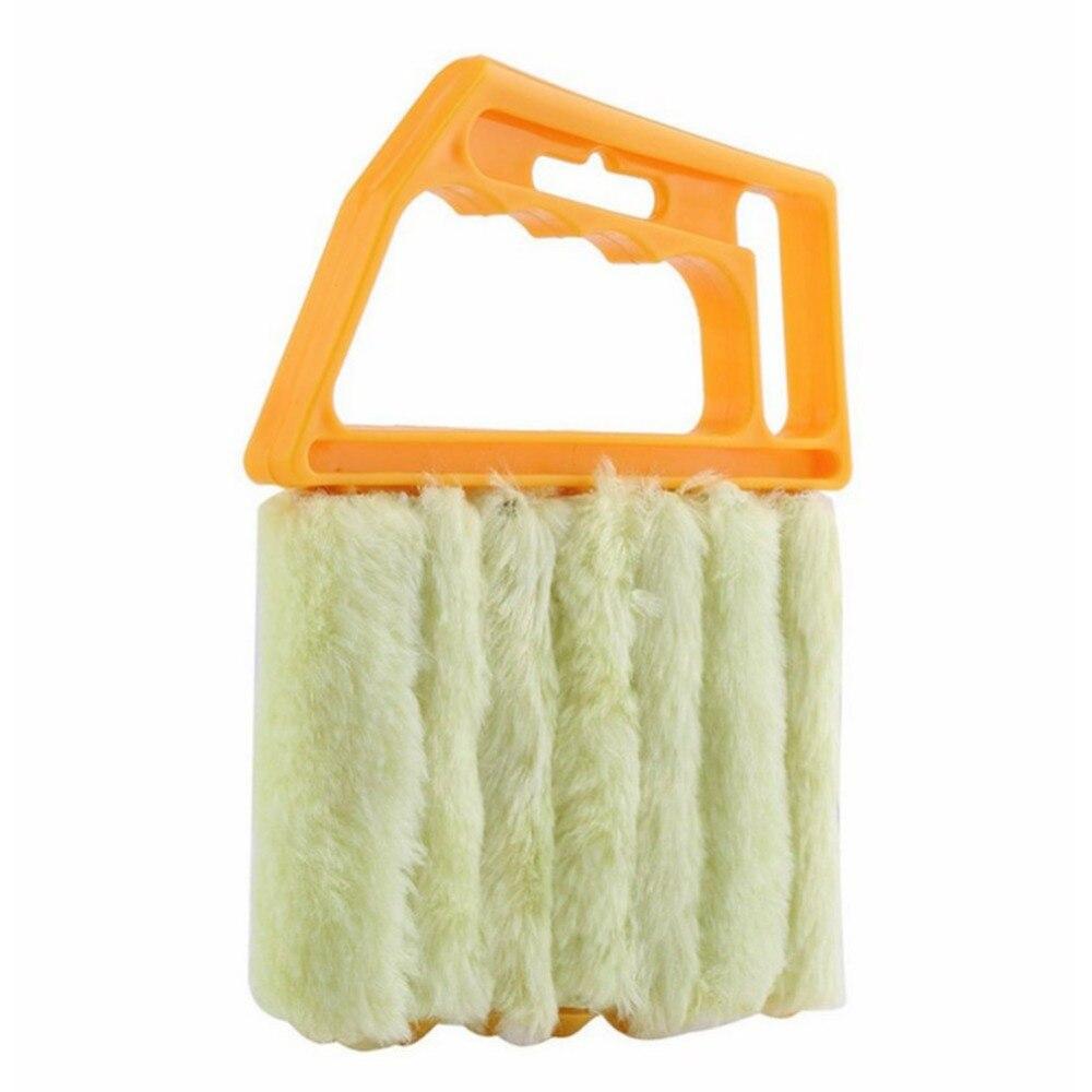 Венецианская щетка для чистки штор домашний сад бытовые товары бытовые щетки для чистки - 2