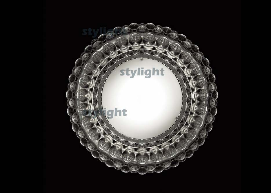 цены Caboche ceiling Lamp Chandelier light Clear Transparent Acrylic Ball LED Large size