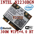 Intel2230 Centrino wireless-N2230 Wlan + Bluetooth 4.0 mini pci-E Combo Karte WIFI CARD