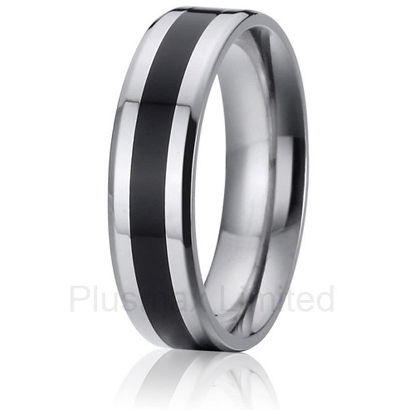 Anel affordable prices lovers gift custom vintage titanium rings wedding bandAnel affordable prices lovers gift custom vintage titanium rings wedding band