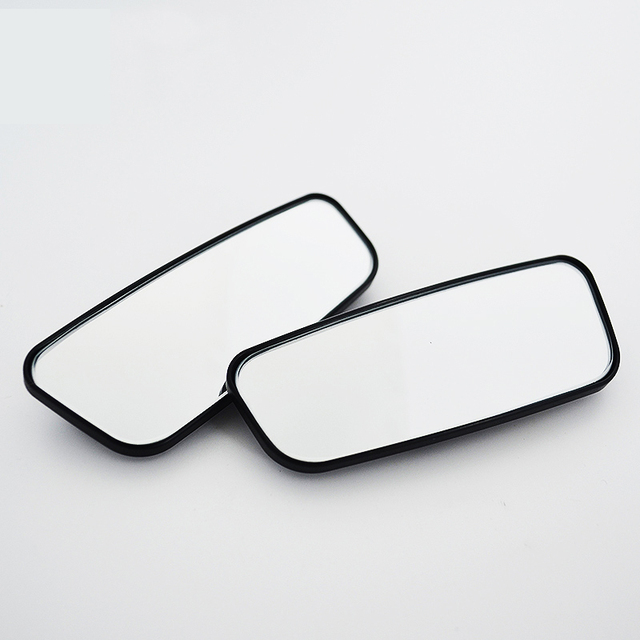 1 Pair Blind Spot Mirror Wide Angle Mirror 360 Degree Adjustable Convex Rear View Mirror Car mirror for All Universal Vehicles 1