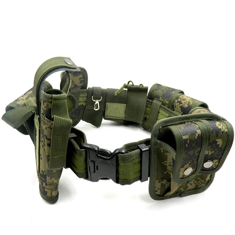 Apparel Accessories Refire Gear Molle Army Combat Tactical Belt Men Swat Soldiers Camouflage Military Girdle Heavy Duty Paintball Waistband Belts