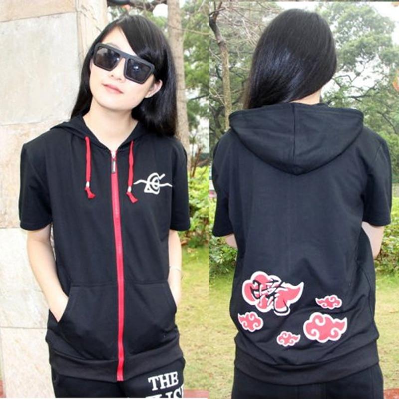 Anime Naruto Akatsuki Cosplay Unisex Hoodie Sweatshirt Uchiha Itachi