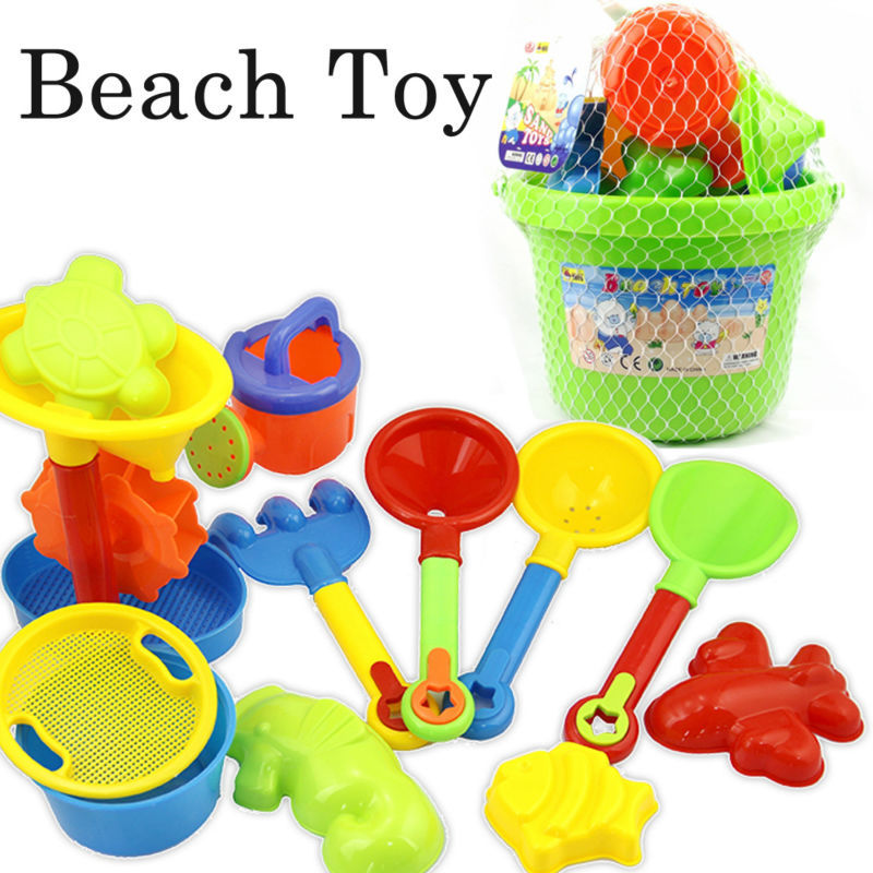 Toys For Beach : Online get cheap plastic sand buckets aliexpress