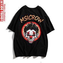 Camisetas para hombres Hip Hop Streetwear los hombres ropa de playa verano  camisetas de algodón diseño 46c644d58bf
