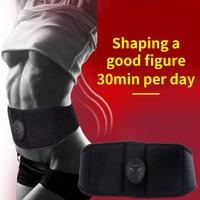 Procircle EMS Muscle Stimulator Abdominal Training Adjustable Waist Trimmer Belt Smart Fitness Muscle Stimulator Abdominal Tool
