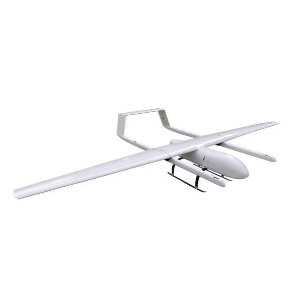 Mugin 4 Pro 4000mm H Tail Full Carbon Fiber VTOL UAV Platform