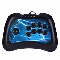 Brand New Wired USB Fighting Stick Arcade Joystick Gamepad Controller For PS3 PC Computer Android Game