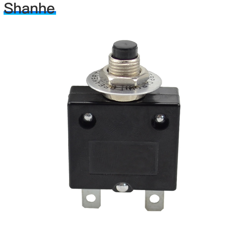 Reset thermal switch 10A 15A 20A 25A 30A 40A 50A overload protection circuit breaker overload protector|switch|protector|protector 3 - AliExpress