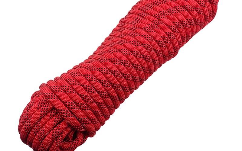 equipamento de escalada profissional caminhadas corda de alta resistência