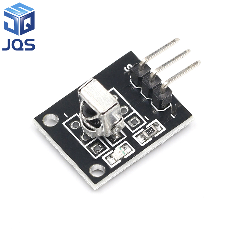 KY-022 3pin TL1838 VS1838B 1838 Universal IR Infrared Sensor Receiver Module For Arduino Diy Starter Kit