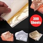 300 sheets Gold+Silv...