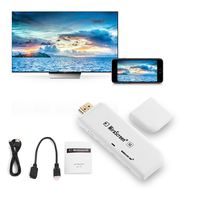 MiraScreen P8 Wireless HDMI Dongle 2 4 5GHz Media TV Stick Support Miracast Airplay DLNA