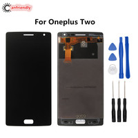 For Oneplus Two Oneplus 2 LCD Display Touch Screen Digitizer Assembly Replacement Glass Panel For One