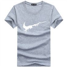 New Brand Mens T-Shirts Summer cotton Short Sleeve T Shirts L99