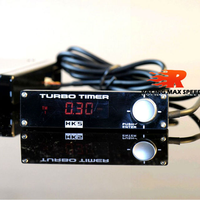 Atacado de Alta qualidade car universal tipo 0 volts display digital Turbo timer