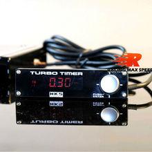 Großhandelsqualitäts universelle auto typ 0 digitale Turbo timer volt display