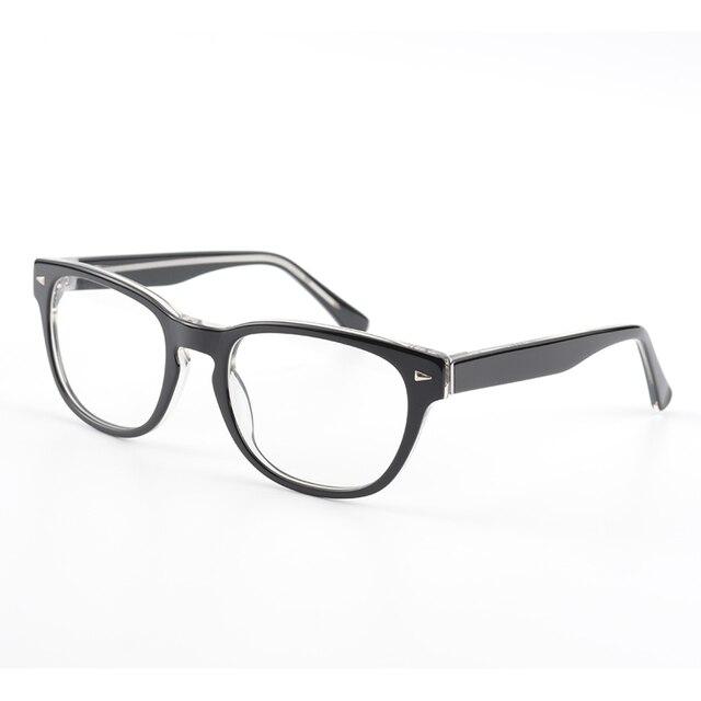 CARDINAL Fashion Acetate Men Glasses Frame Handmade Men Eyeglasses ...