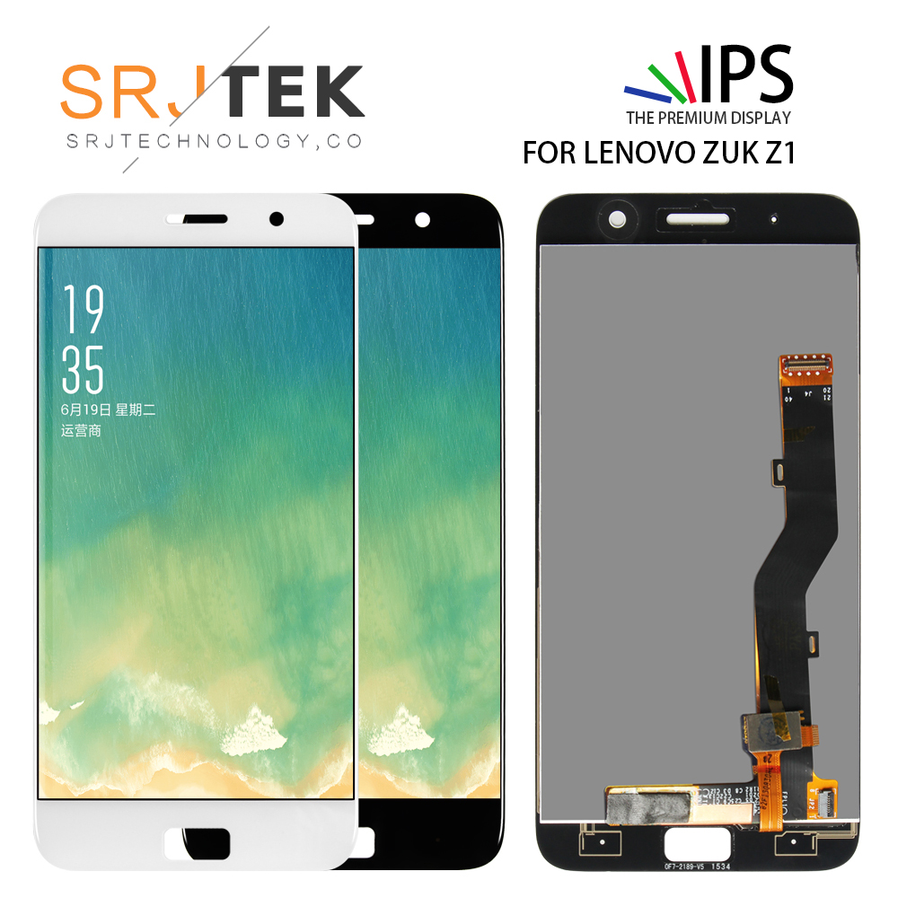 Original 1920x1080 5.5'' IPS LCD For LENOVO ZUK Z1 Display with Touch Screen Digitizer Replacement Parts For LENOVO ZUK Z1 LCD