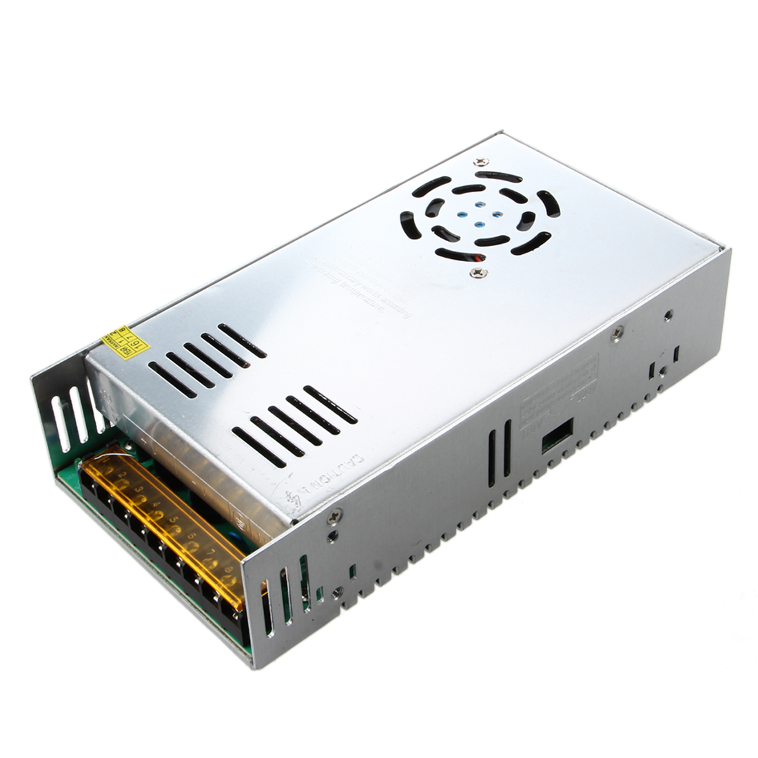 DSHA New Hot 400W Switch Power Supply Driver for LED Strip Light DC 12V 33A hot 12v 50a 600w 100 264v electronic transformer high quality safy led current driver for led strip 3528 5050 power supply