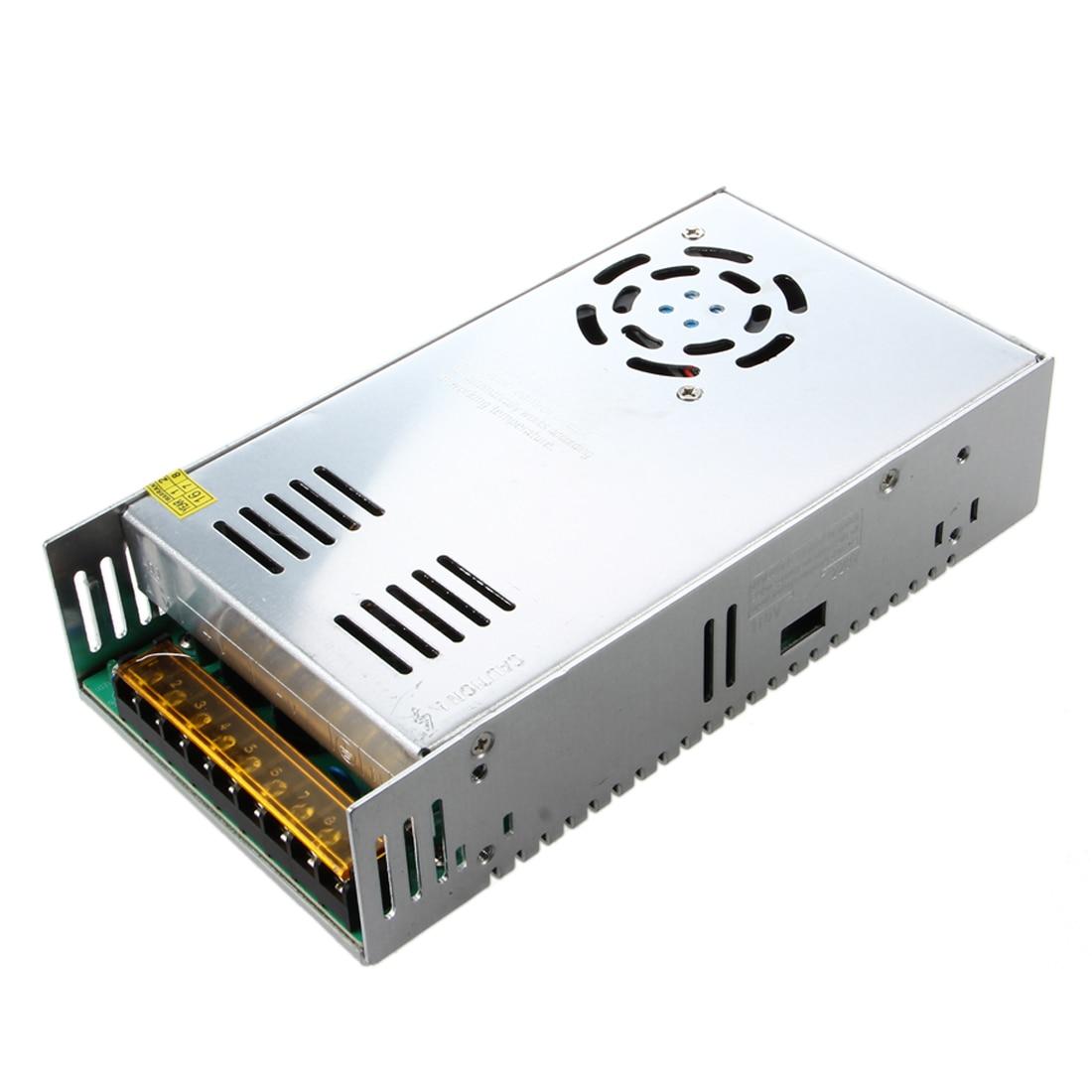DSHA New Hot 400W Switch Power Supply Driver for LED Strip Light DC 12V 33A ac 85v 265v to 20 38v 600ma power supply driver adapter for led light lamp