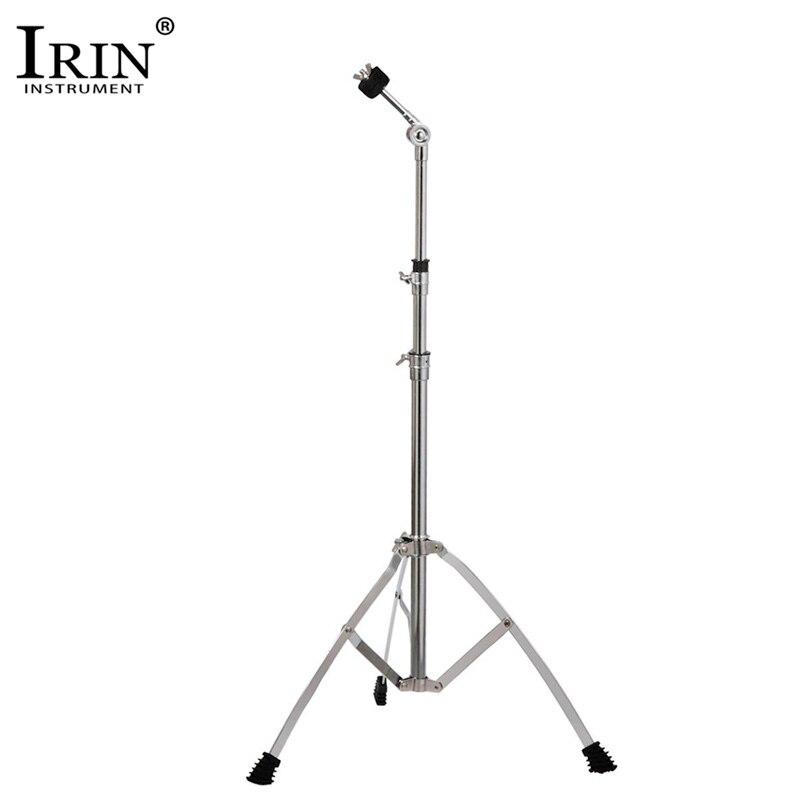 Support de batterie IRIN Support de caisse claire Support de cymbale Support de Triangle toutes tailles cymbale pour batterie Set Instruments de Percussion