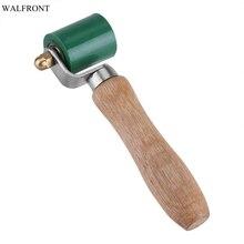 Ручной ролик 40 мм, силиконовый, устойчивый к высоким температурам, шовный ручной ролик, инструмент для сварки кровли из ПВХ