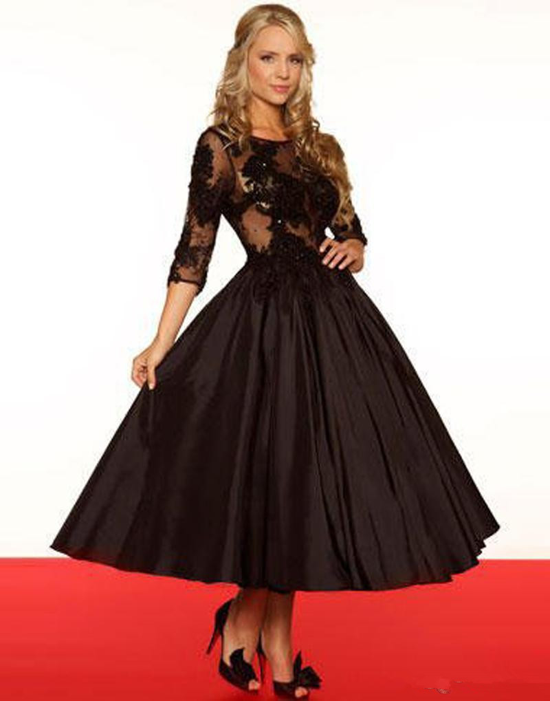 Evening dresses with long sleeves online dictionary
