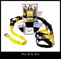 TRX PRO Gift kit Fitness bands Best Training systerm Resistance trainer for Body Shaping!Freeshipping