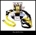 TRX PRO kit de Regalo de Fitness trainer Resistencia bandas Mejor Formación systerm para Formar Del Cuerpo! Freeshipping