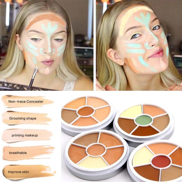 How To Cover Under Eye Dark Circles Color Correction Omabelletv You
