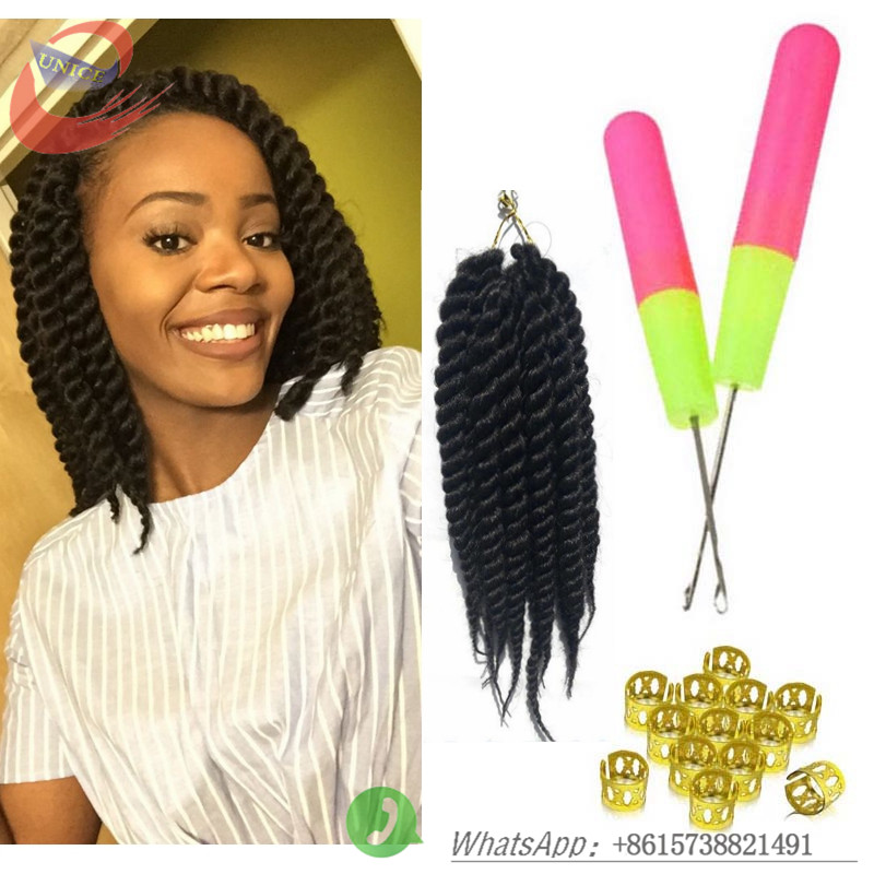 Best Tangle Free Synthetic Braiding Hair - Braids