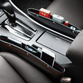 1 х Коробка для хранения автомобиля  карман для сидения автомобиля  органайзер для сидения Caddy Catcher Space Store  герметичный  герметичный  с прорез...
