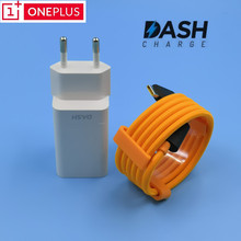 original Oneplus 6 Dash Charger,5V 4A power wall adapter for one plus 6t 5t 5 3t 3 USB Quick Fast Charger Type C Data Cable