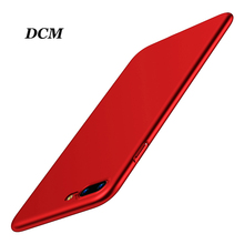 hot deal buy dcm luxury phone case for iphone x 8 7 6 6s ultra thin cover for iphone x 8 7 6 6s plus capinhas pc back cover shell coque funda