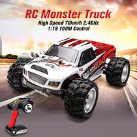 WLtoys A979 B 4WD 1 18 High Speed Monster Truck 1 18 RC Car 70km H