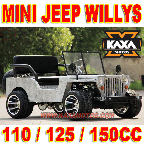 Mini Jeep Willys 110cc 125cc 150cc In Crickets From Sports
