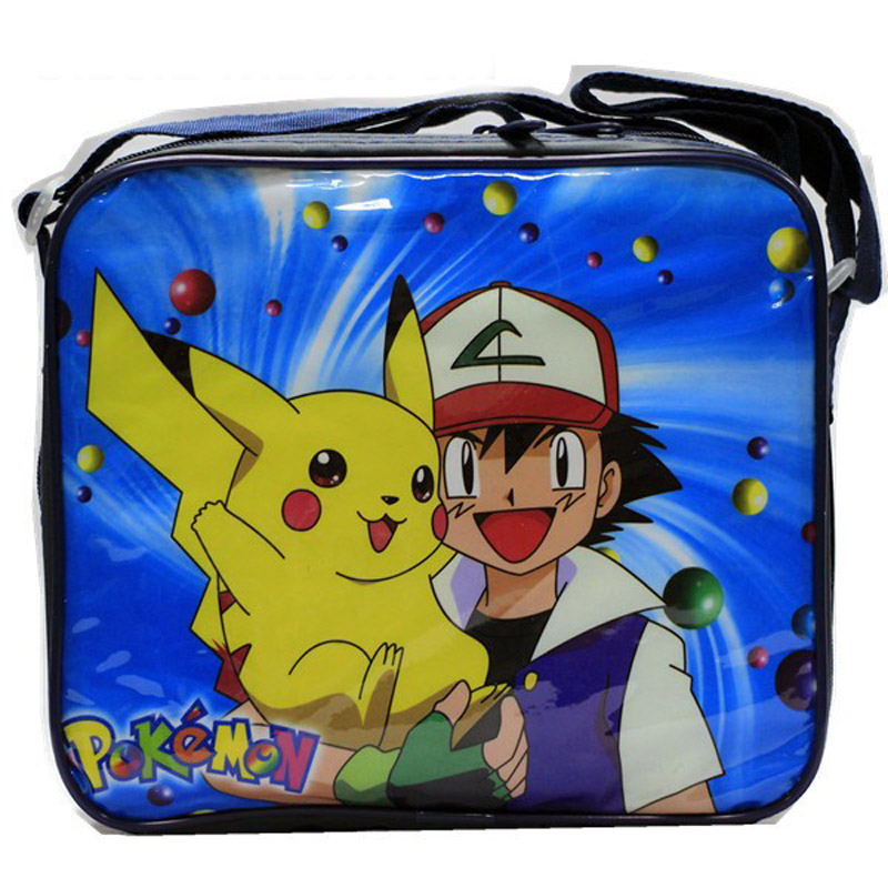 Pikach Super Princess Insulated Cooler Snack Lunch Bag