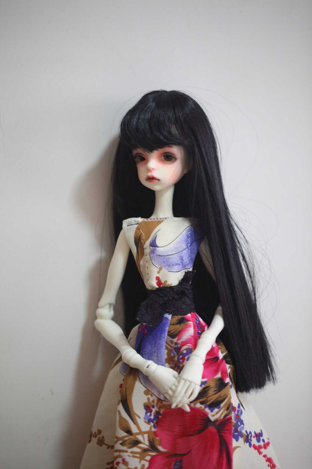 1 4BJD doll Swan free eye to choose eye color