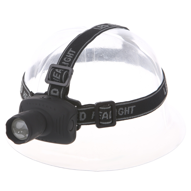 2018 Fashion LED Waterproof Headlamp Flashlight Zoomable Torch Light For Camping Fishing Hunting