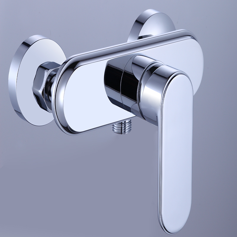 TOOKOC Bathroom Chrome faucet wall mount tub spout faucet mixer ...