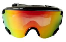 Professional Skiing Glasses Snow Goggles Revo Skateboard Mask Ok Snowboard  Goggle SG48-1
