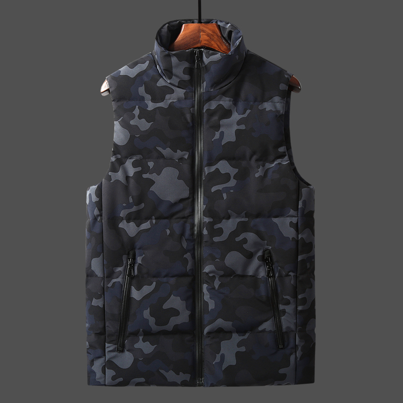M-6XL Outdoor Military Tactical Vest Men Plus Size Warm Breathable Wear-resistant Camouflage Hiking Climbing Hunting Sports Vest